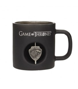 Mug Stark Emblème 3D Rotatif