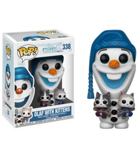 Pop! Olaf With Kittens [338]