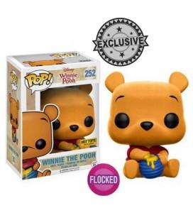 Pop! Winnie The Pooh LE (Flocked) [252]