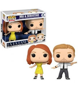 Pop! Mia & Sebastian [2-Pack]