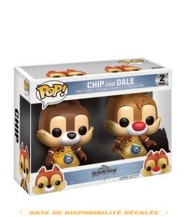 Pop! Chip And Dale [Pack 2]