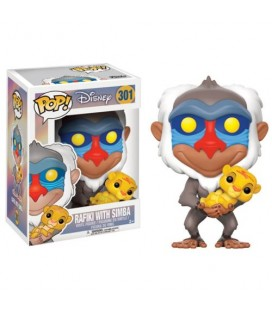 Pop! Rafiki With Simba [301]