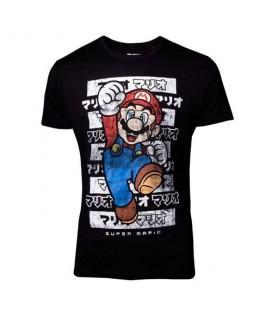 Tshirt Mario Kanto (S)