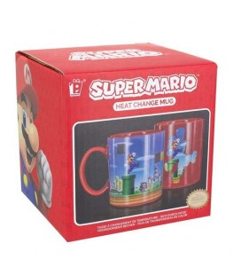 Mug Super Mario Thermoréactif
