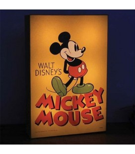 Luminart Mickey Mouse