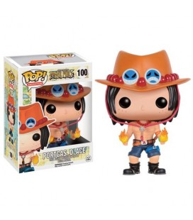 Pop! Portgas. D. Ace [100]