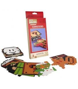 Sous-Verres Super Mario Bros (x20)