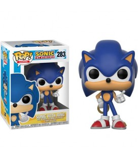 Pop! Sonic With Ring [283]