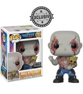 Pop! Drax With Groot LE [262]