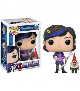 Pop! Claire With Gnome [468]