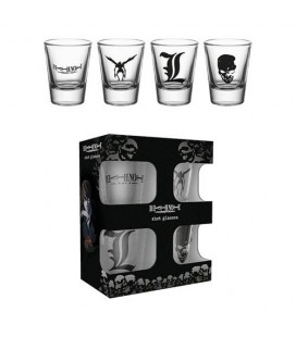Verres Shooters Death Note