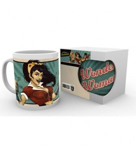 Mug Wonder Woman Bombshells