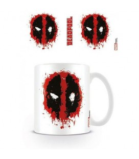 Mug Deadpool Splat