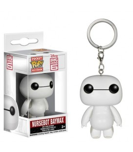 Pocket Pop! Keychain - Nursebot Baymax