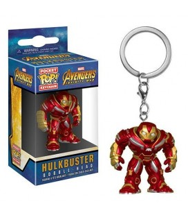 Pocket Pop! Keychain - HulkBuster