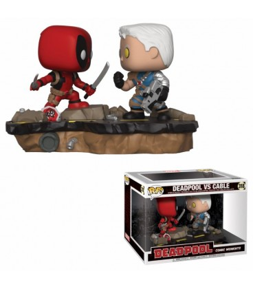 Pop! Deadpool Vs Cable [318]