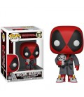 Pop! BedTime Deadpool [327]