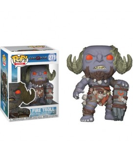 Pop! Fire Troll [271]