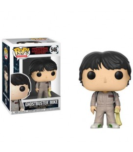 Pop! Ghostbuster Mike [546]