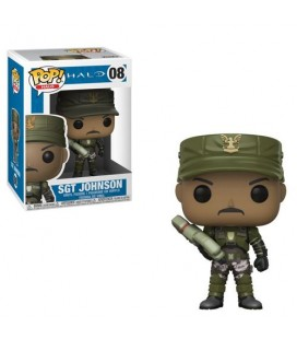 Pop! SGT Johnson [08]