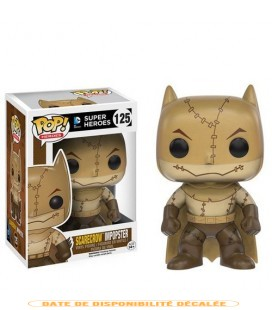Pop! Scarecrow Impopster Batman [125]