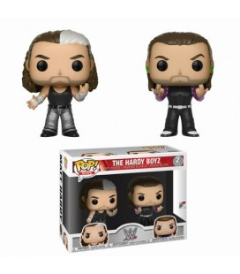 Pop! The Hardy Boyz [2-Pack]