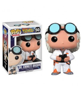 Pop! Dr Emmet Brown [50]