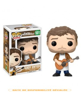 Pop! Andy Dwyer [501]
