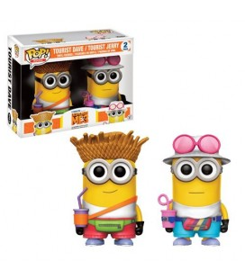 Pop! Tourist Dave & Tourist Jerry [2-Pack]
