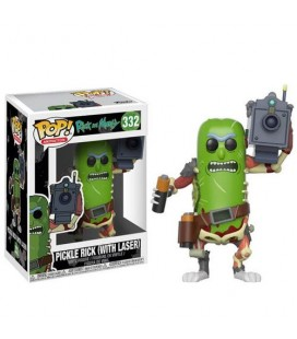Pop! Pickle Rick (With Laser) [332]