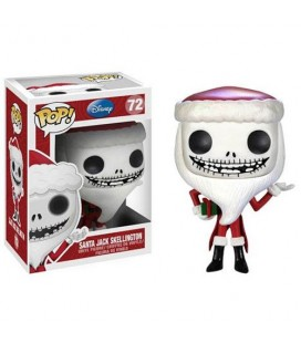Pop! Santa Jack Skellington [72]