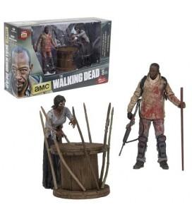 Coffret McFarlane Deluxe Box Morgan & Zombie empalée
