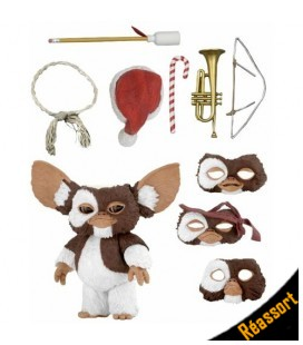 Gizmo Figurine Ultimate NECA
