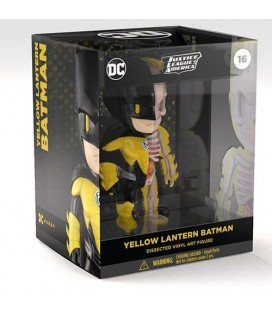Yellow Lantern Batman XXRay