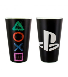 Verre Playstation Logo