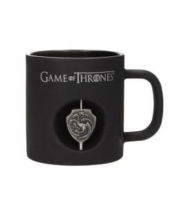 Mug Targaryen Emblème 3D Rotatif