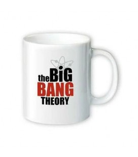 Mug Big Bang Theory Logo