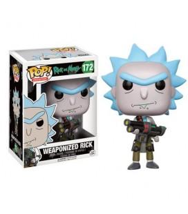 Pop! Weaponized Rick [172]