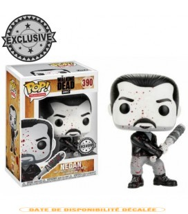 Pop! Negan Black and White Edition Limitée [390]