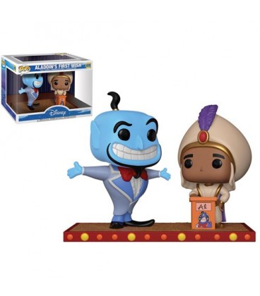 "Pop! Aladdin's First Wish ""Movie Moments"" [409]"
