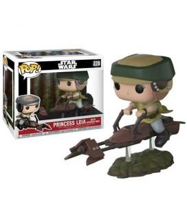 Pop! Princess Leia Speeder Bike [228]