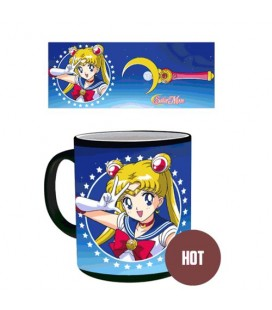 Mug Sailor Moon Moonstick Thermoréactif
