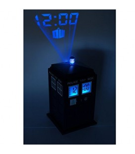 Réveil Projection Tardis