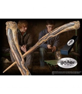 Réplique Baguette prise au Rafleur Harry Potter - Noble Collection