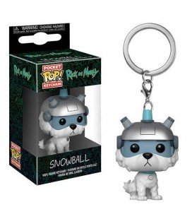 Pocket Pop! Keychain - Snowball