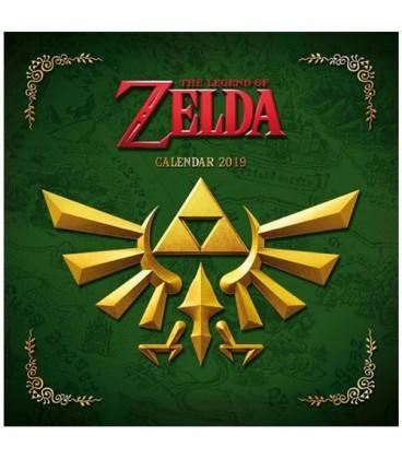 Zelda Calendrier 2019