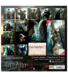 Harry Potter Calendrier 2019