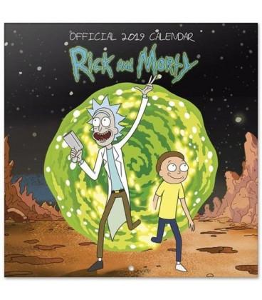 Rick & Morty Calendrier 2019