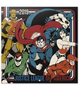 Dc Comics Originals Calendrier 2019