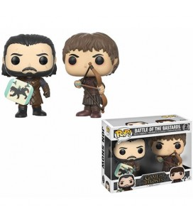 Pop! Battle Of The Bastards [2-Pack]